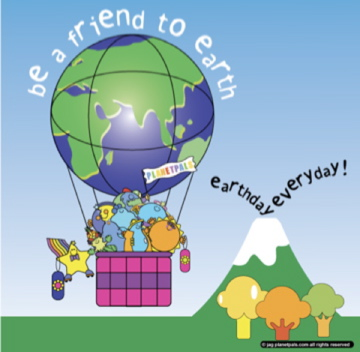 Be A Friend to earth