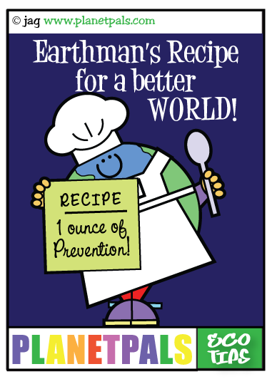 recipe for a better world