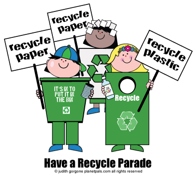 recycle parade