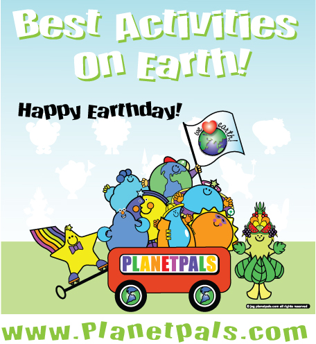 best earthday activities ever