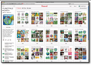 Planetpals Latest Green Gardening Ideas on Pinterest--So Pinteresting!
