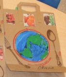 earth day bags project
