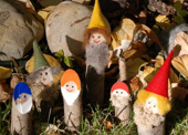 gnome nature craft halloween christmas everyday
