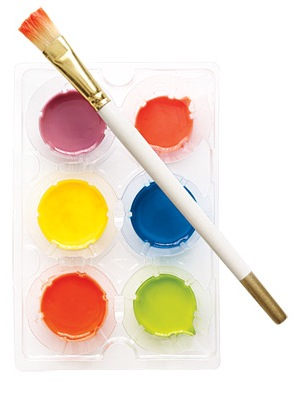 non toxic watercolor paint