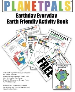 earthday book kids